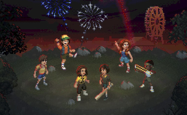 Steam and GOG are left without the official Stranger Things game