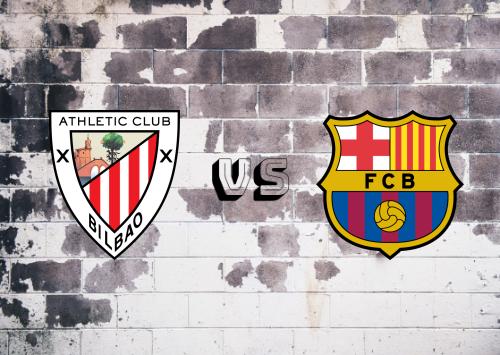 Athletic Club vs Barcelona  Resumen y Partido Completo