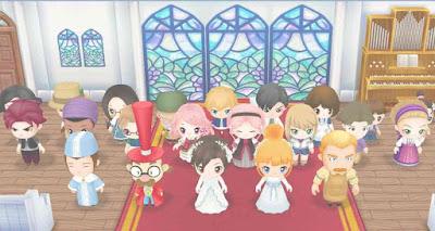 menikah story of seasons game