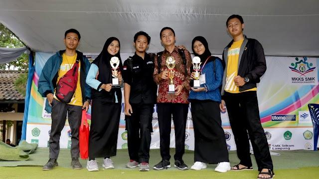 LKS SMK Se-Kabupaten Pringsewu 2019