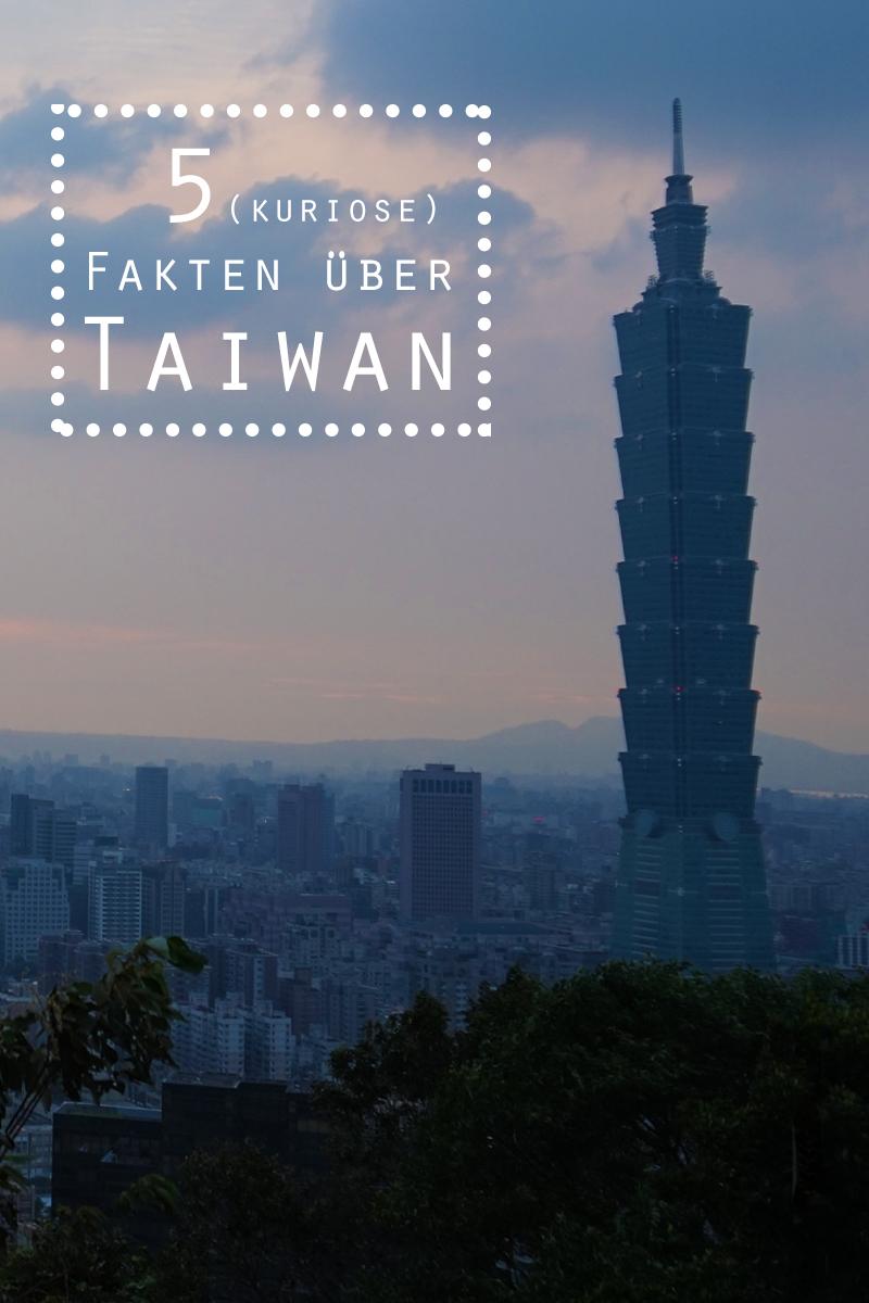 KuneCoco • 5 (kuriose) Fakten aus Taiwan