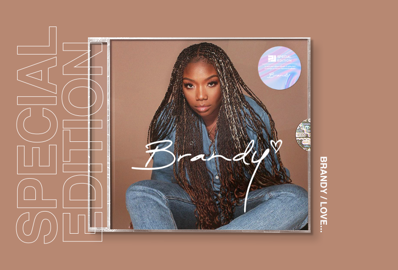 Random J Pop Special Edition: Brandy - Love... | Random J Pop