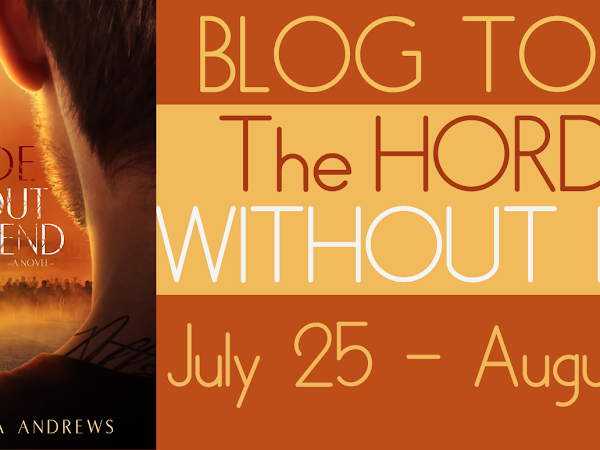 BLOG TOUR - The Horde Without End by Nazarea Andrews ** GIVEAWAY **