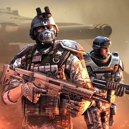 Modern Combat 5: eSports FPS v 5.8.1c (Mod – god mode)