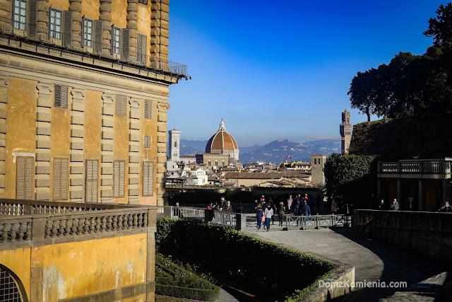 Zwiedzanie Florencji - Dom z Kamienia