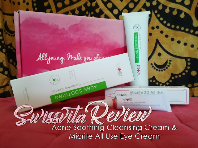Hello Clear Skin Good bye Panda Eyes with SwissVita SkinLab Malaysia