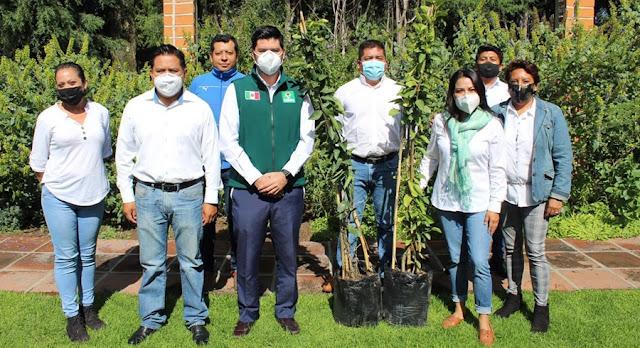 Nuevos proyectos y un nuevo comienzo para el Partido Verde En SACH: Angie Cuaya
