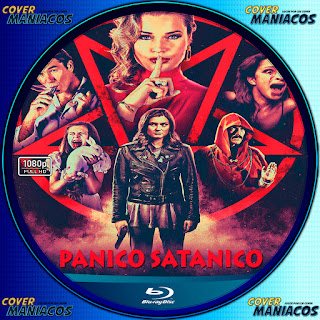 GALLETA PANICO SATANICO - SATNIC PANIC 2019[COVER BLU-RAY]