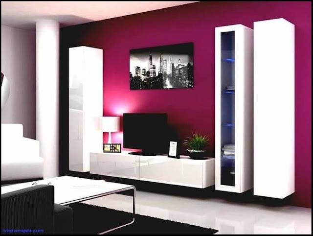 floating tv shelfwhite