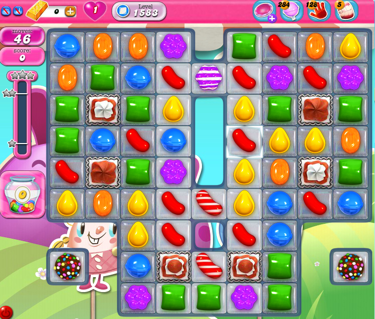 Candy Crush Saga 1583