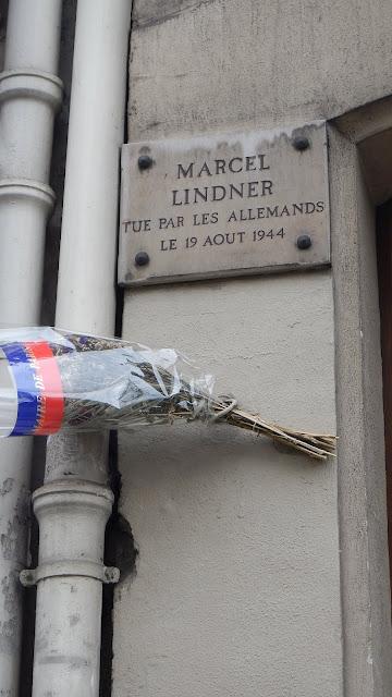 Marcel LINDNER 19 août 1944