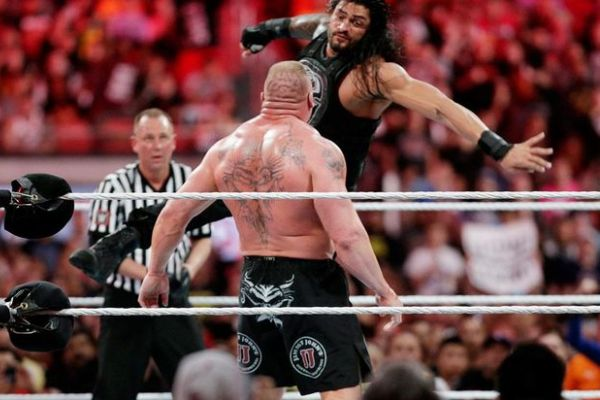Watch Wrestlemania 2016 Live Stream Online Triple H V Roman Reigns Dean Ambrose V Brock Lesnar Other Matches