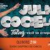 Júlio Cocielo estreia no Teatro