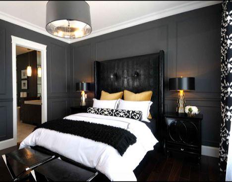 غرف نوم بالوان مختلفه