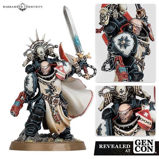 Mariscal Templarios Negros