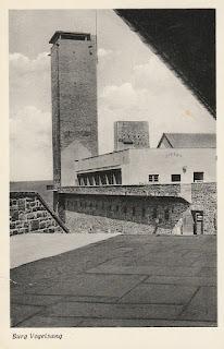 Cinema Burg Vogelsang Schleiden postcard
