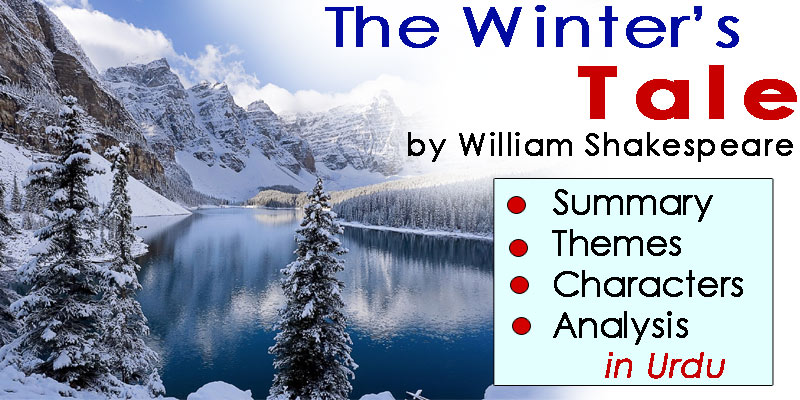 The-Winter's-Tale-in-Urdu-by-William-Shakespeare- Summary - Themes - Characters - Analysis  eCarePK-com