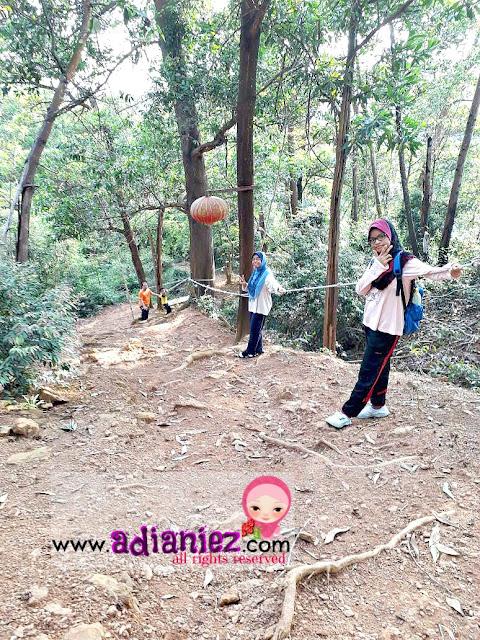 Riadah | Izzat Kembali Mendaki Bukit Beruang