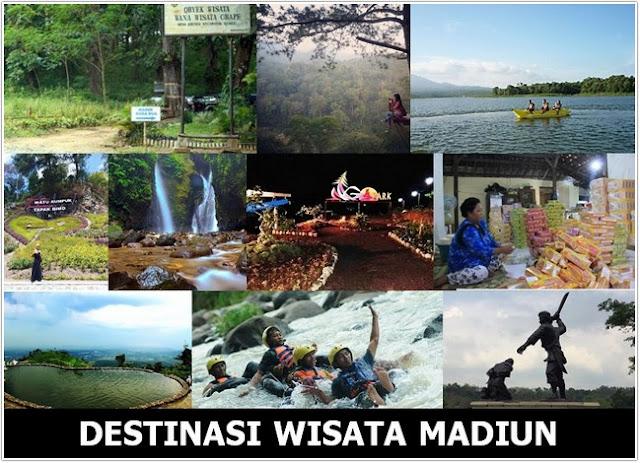 10 Top Destinasi Wisata Madiun