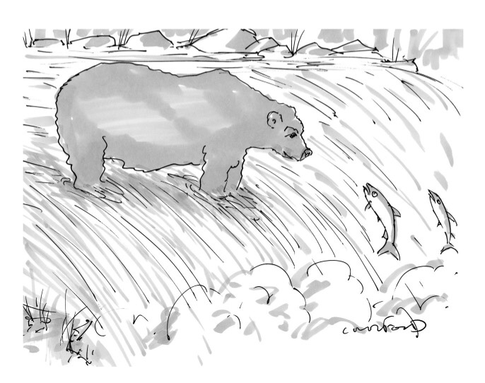 attempted bloggery my entry in the new yorker cartoon caption