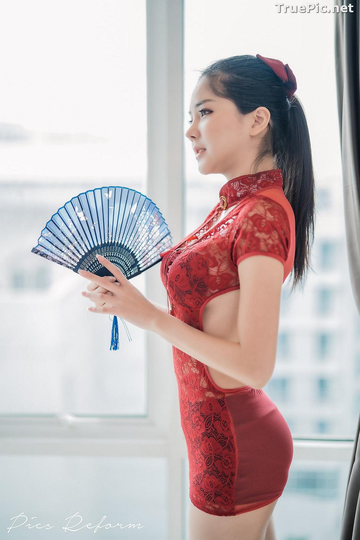 Image Thailand Model - Phitchamol Srijantanet - Concept: Tian Mi Mi - TruePic.net - Picture-8