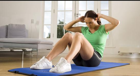 Sering Sit Up? Perhatikan Resiko Terhadap Kesehatan