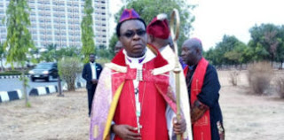 Archbishop Julius Ediwe