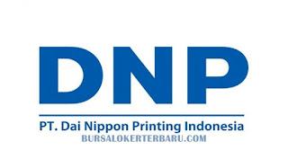 PT. Dai Nippon Printing Indonesia