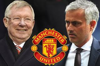 Mourinho Persembahkan Kemenangan untuk Sir Alex Ferguson