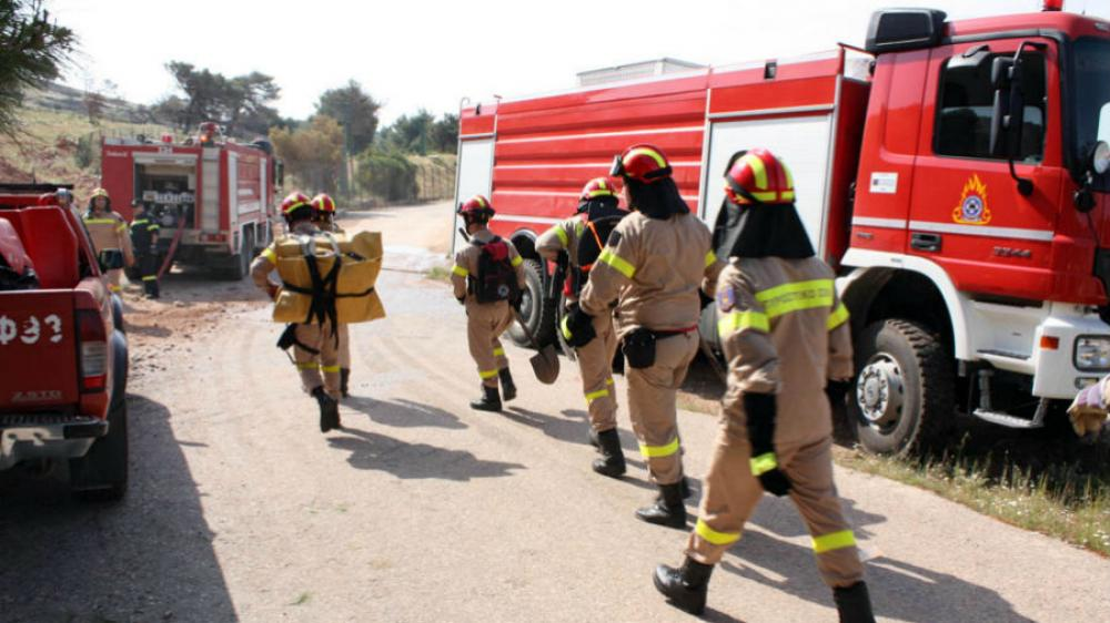 Πυροσβεστική: Σε γενική επιφυλακή οι υπηρεσίες όλης της χώρας