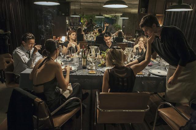 Análise Crítica – O Banquete