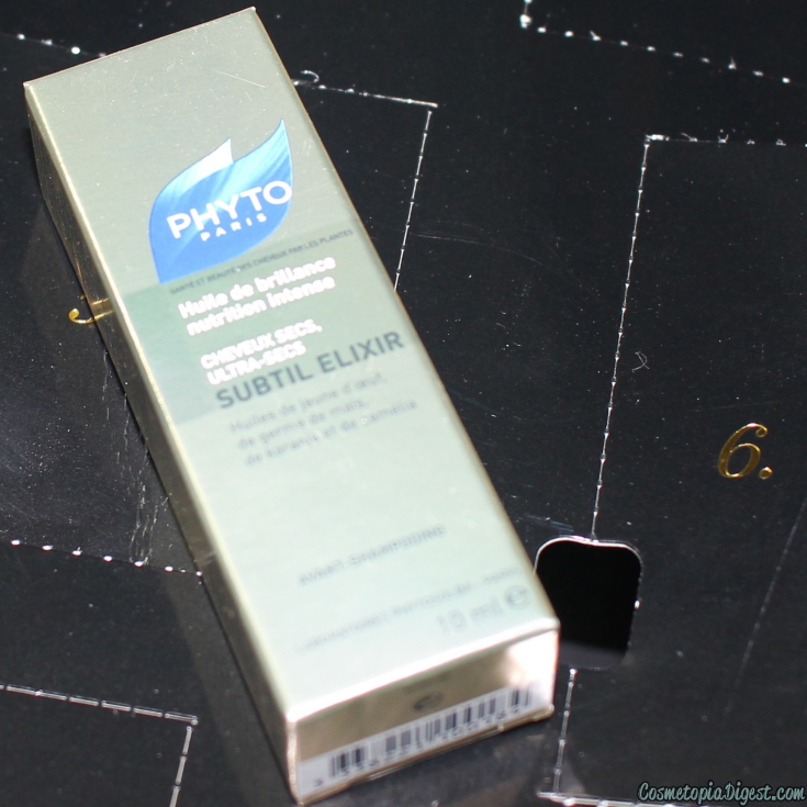 Phyto Subtil Elixir Hair Oil