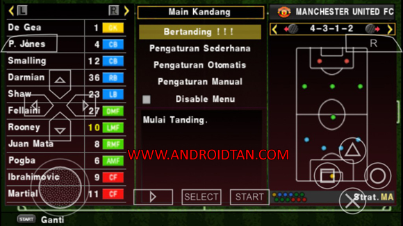 Free Download PES 2017 Jogress Evolution Patch V2 PSP/PPSSPP Full Latest Version Terbaru 2017 Gratis