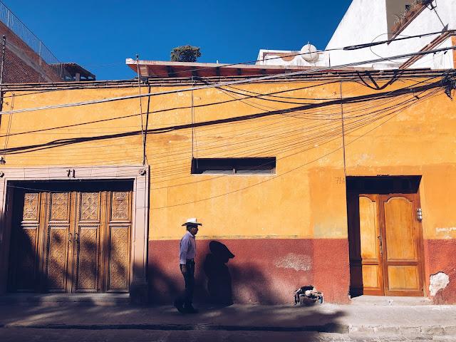 Architecture San Miguel de Allende Mexico