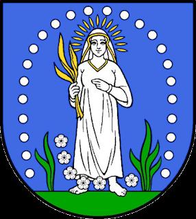 Sainte Iris  Hranicne.wappen