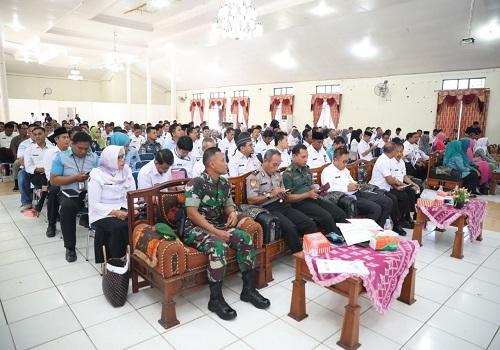 Bappeda Tanah Bumbu menggelar Forum Konsultasi Publik dalam rangka menyusun Rancangan Awal Rencana Kerja Pembangunan Daerah (RKPD) tahun 2021