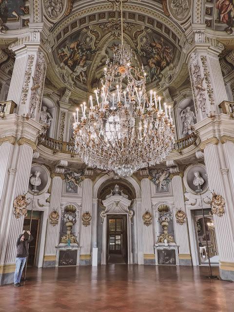 cosa vedere a Torino: residenze sabaude