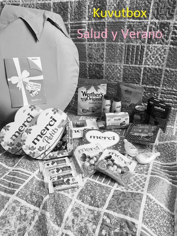 Kuvutbox Salud y Verano 2020