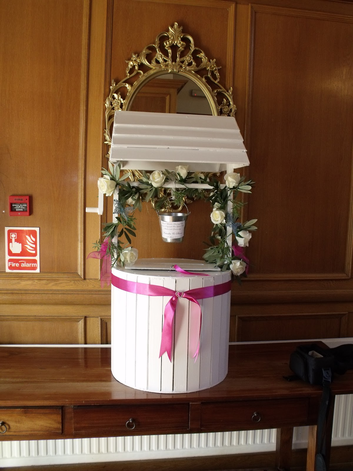 Party Balloons 4 You Beautiful Wedding Wishing Well For Hire