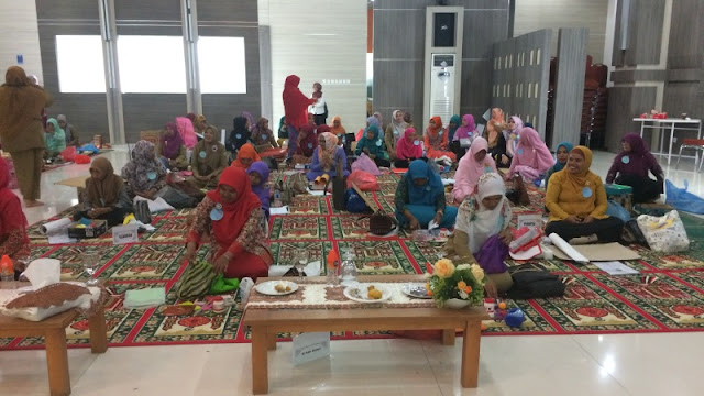 226 Guru PAUD Se-Banda Aceh Unjuk Kreatifitas di Balai Kota