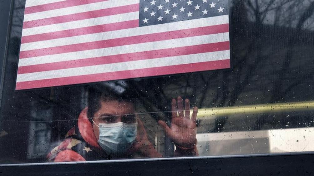 Estados Unidos: es obligatorio usar tapabocas en el transporte