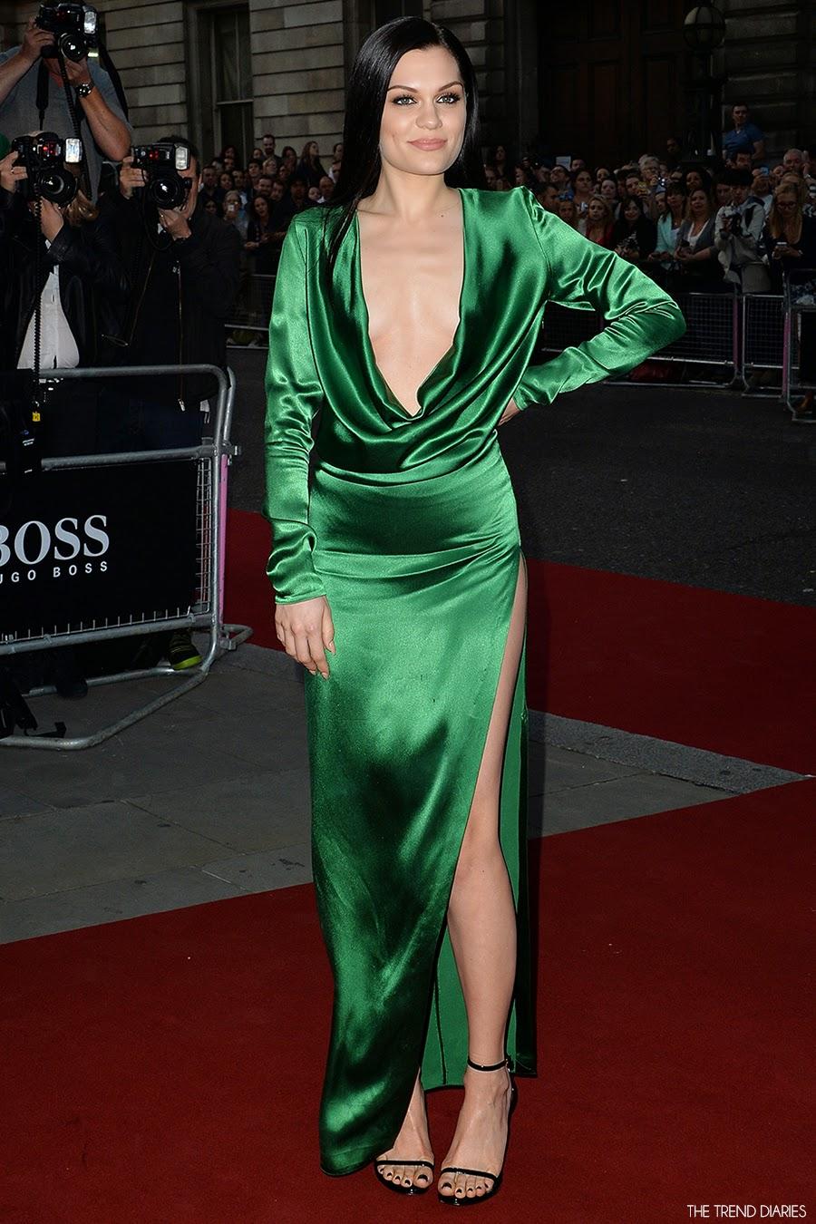 Jessie J at the GQ Men Of The Year Awards at Royal Opera ...