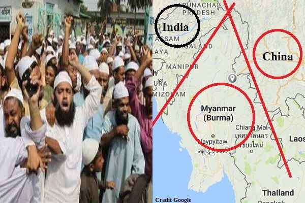 why-not-rohingya-muslims-went-china-from-myanmar-instead-india