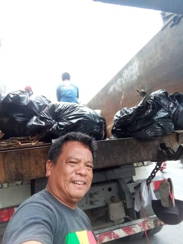 Garbage collectors also hailed as hero frontliners amid COVID-19 crisis