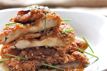 Crispy Honey Garlic Chicken Recipes