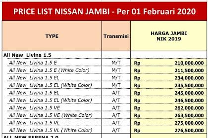 Nissan Jambi Diskon Up to 70jt