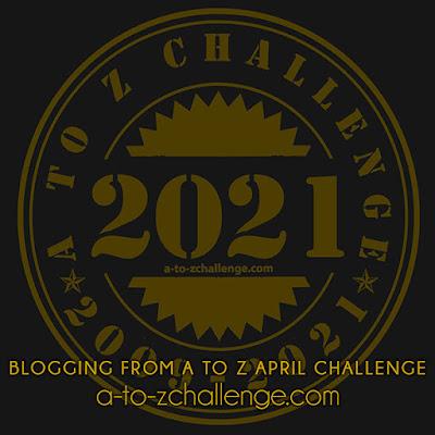 April 2021 A to Z