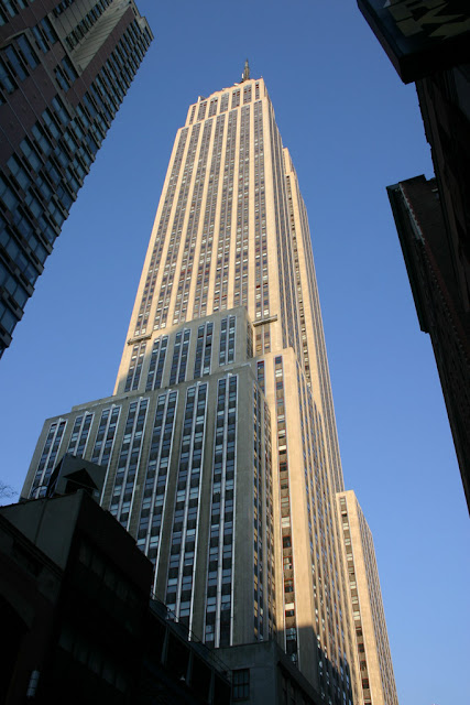 Empire State building-New York