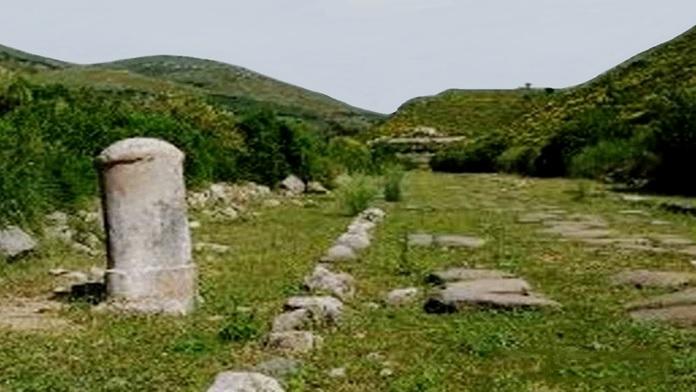 Le pietre miliari romane e il miglio inglese