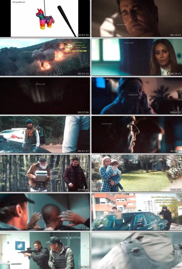Download Angel Has Fallen 2019 Hindi Dubbed HDCam 720p 800MB movie